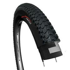 Fincci 26 x 2.125 Inch 57-559 Tyres for MTB Mountain Hybrid Bike Bicycle