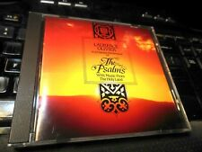 Laurence Olivier In A Dramatic Perfromance of The Psalms With Music CD