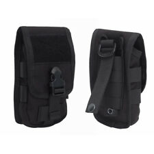 1000D Military Tactical Molle Belt Clip Cell Mobile Phone Pouch Bag Case Cover