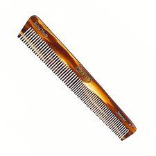UNISEX 148MM COARSE & FINE GENERAL GROOMING HAIR COMB KENT BRUSHES HANDMADE