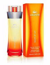 Lacoste - Touch of Sun Eau de Toilette pour Femme 90ml - New & Rare