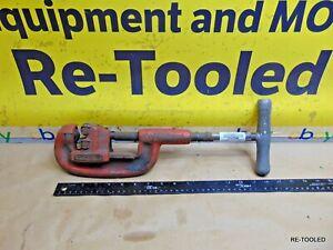 "Ridgid No. 2A/202 1/8"" - 2"" Heavy Duty Pipe Cutter"