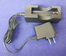 18650 Battery Charger Base XY-186B w Power Adapter
