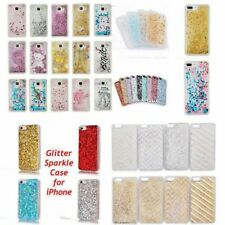 Glitter Case for Apple iPhone SE 5S 6 6S Plus 7 Sparkle TPU Back Protector Cover