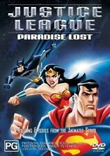 Justice League: Paradise Lost DVD NEW