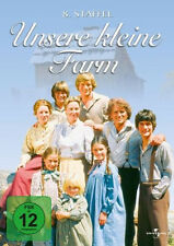 6 DVDs * UNSERE KLEINE FARM  ~ SEASON / STAFFEL 8 # NEU OVP +