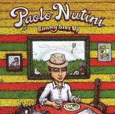 PAOLO NUTINI ( NEW SEALED CD ) SUNNY SIDE UP ( CANDY / COMING UP EASY )