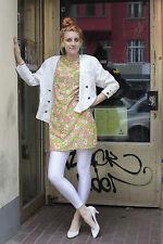 VEB Arnstädter Handschuhfabrik Damen Jacke jacket weiß 80er True VINTAGE 80´s