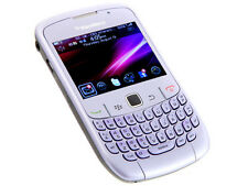 NEW BLACKBERRY CURVE 8520 WHITE UNLOCKED GSM SMART PHONE SB