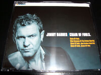 Jimmy Barnes Of Cold Chisel Chain Of Fools Rare Australian 4 Track CD Single