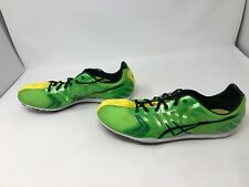 Mens Asics Spivey LD Track Shoes Size 10.5                  2H