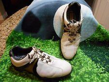 Footjoy Dryjoys Golf shoes Men SZ 11.5 M Optiflex Platform Excellent Condition