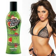 SUPRE TAN WATER MELON WOW DARK TANNING MAXIMIZER SUNBED LOTION CREAM 235ML