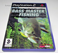 Bass Master Fishing PS2 PAL *No Manual*