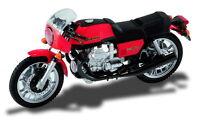 Starline 99003 Moto Guzzi 850 Le Mans Classic Motor Bike 1/24 Scale New in Case