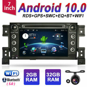 For Suzuki Grand Vitara 2005-2017 Android 10.0 Car DVD GPS Navigation Wifi Radio