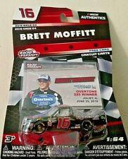 BRETT MOFFITT 2019 1/64 #16 NASCAR AUTHENTICS FR8AUCTIONS WAVE 04 TOYOTA TRUCK