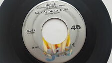 """ROBERTO SASIAN y SU ORGANO - Me Cai De La Nube 1972 MARIACHI Ranchera Gas 7"""""""