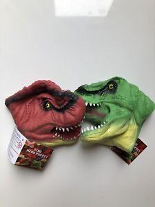 Dinosaur Hand Puppet - Great For Kids!