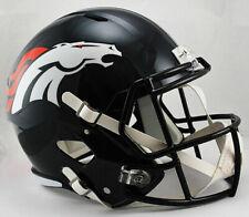 Riddell Speed Replica Football Helmet - NFL Denver Broncos
