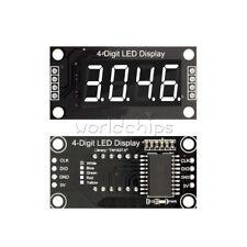 "White 0.36"" TM1637 7-Segment 4-digit Digital Tube LED Display Module For Arduino"