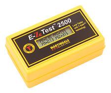 Martindale - EZ2500 - Non Trip Earth Loop Tester - QTY 1 (Inc VAT)