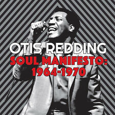 Otis Redding - Soul Manifesto 1964-1970 [New CD] Boxed Set
