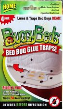 Buggy Beds Bed Bug Trap - BuggyBeds Home Glue Traps