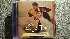 CD It's Tango Time / Tango Sampler