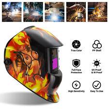 Solar Welder Mask Auto Darkening Welding Helmet Arctig Mig Mask Grinding Welder