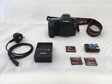 Canon EOS 5D Mark II 21.1MP Digital SLR Camera  Body Only - Black