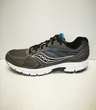 SAUCONY Cohesion 9 Training Sneaker Running Shoes Men's Size 11 M(D) Grey /Blue
