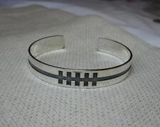 Toivo Toukonen Kalevala Koru Bracelet Mid Century 1962 Silver Scandinavian