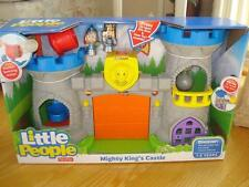 Fisher Price Little People Mighty King's Castle