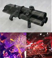 3 shot Confetti DJ Gun Stage Effect 3 shot stage confetti machine wedding Party