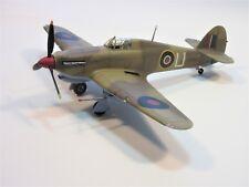 1/48 scale Hawker Hurricane  BUILT