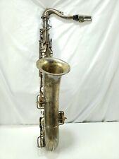 Velvetone KEACH GREENE Vtg Woodwind Brass  Instrument. Needs Restoration