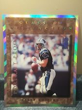 1997 DONRUSS STUDIO PORTRAIT PROOF SILVER 8x10 KERRY COLLINS  CARD #28 NM-MT