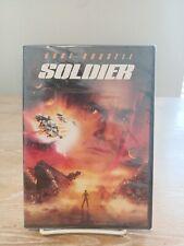SOLDIER (1998) Kurt Russell Jason Scott Lee Michael Chiklis Gary Busey SEALED