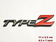 Type Z Logo Racing emblem Sticker Decal RR Mu-gen type r JDM SI