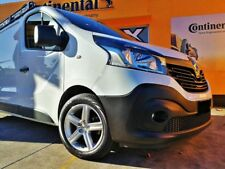 """(Renault Trafic) 17"""" G.MAX Carus Wheel & Tyre Package"""