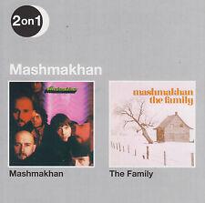 Mashmakhan – Mashmakhan / The Family  Splitt-CD 2006