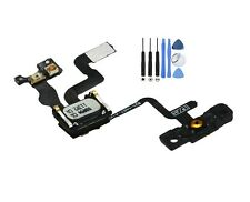 RICAMBIO IPHONE 4S Power / pulsante Blocca ClickLight sensor sensore di prossimità FLEX