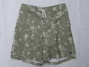 O'Neill Tropical Alo or Navy Floral Jack Oneill Coll Elastic Boardshort Shorts M