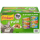 Purina Friskies Pate Wet Cat Food, Variety Pack (5.5 oz., 60 ct.) FREE SHIPPING