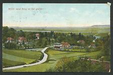 Beek vanaf Berg en Dal gezien 1909