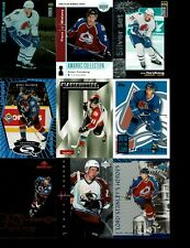 Lot 53 NHL Hockey Card Peter Forsberg Nordiques/Avs/Flyers Rookie/INSERT NO DUPE