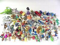 Lot de figurines jouets disney kinder divers mini figure gros lot