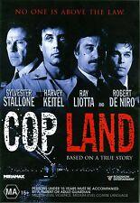 COP LAND - (SYLVESTER STALLONE, RAY LIOTTA & ROBERT DE NIRO) - Region 4 DVD