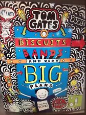 TOM GATES LATEST BOOK, BISCUITS BANDS AND VERY BIG PLANS, BRAND NEW, CHEAPEST1